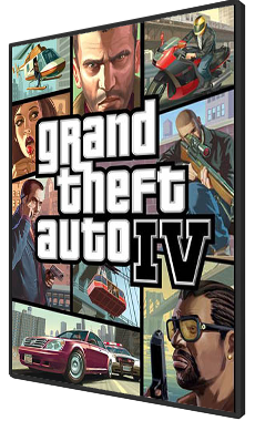 Патч для игры GTA 4 v1.0.6.1 RUS / Grand Theft Auto IV, Pat