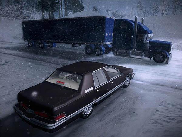 Лучшие моды для gta от лоучших авторов мираGTA 4 Snow Mod - это лучший снеж